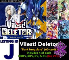 # Vilest! Deletor [V-BT04 ID (J)]
