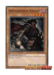 Armageddon Knight - LEHD-ENC06 - Common - 1st Edition