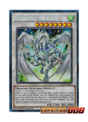 Stardust Dragon - TOCH-EN050 - Collector's Rare - 1st Edition