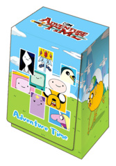 Adventure Time (English) Weiss Schwarz Supply Set [5 Boosters, Deck Box, & Sleeves]