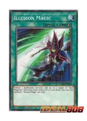 Illusion Magic - LED6-EN010 - Common - 1st Edition