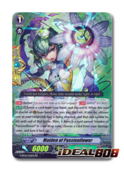 Maiden of Passionflower - G-BT02/021EN - RR