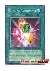 Crystal Abundance - FOTB-EN035 - Common - 1st Edition