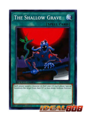 The Shallow Grave - SBLS-EN039 - Common - 1st Edition