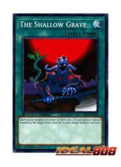 The Shallow Grave - SBLS-EN039 - Common - 1st Edition