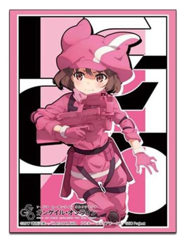 Sword Art Online Ordinal Scale Asuna /& Kirito Card Character Sleeve Vol.1267 SAO