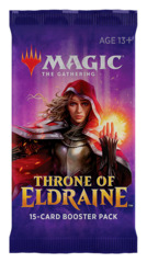 Throne of Eldraine Draft Booster Pack [15 Cards]