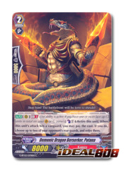 Demonic Dragon Berserker, Putana - G-BT03/070EN - C
