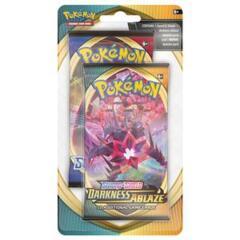 Darkness Ablaze Bonus Blister Pack [1 darkness ablaze + 1 sword & shield booster pack]