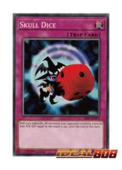 Skull Dice - SS02-ENB17 - Common - 1st Edition