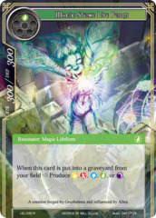 Magic Stone Life Form [LEL-030 R (Textured Foil)] English
