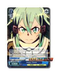Angry Sinon [SAO/SE23-E31 C (FOIL)] English