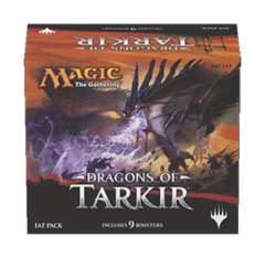 Dragons of Tarkir (DTK) Fat Pack