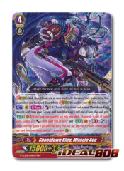 Shootdown King, Miracle Ace - G-TCB01/008EN - RRR