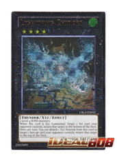 Lightning Chidori - CBLZ-EN052 - Ultimate Rare - Unlimited Edition