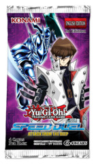 Attack from the Deep (1st Edition) Yugioh Speed Duel Booster Pack [4 Cards]
