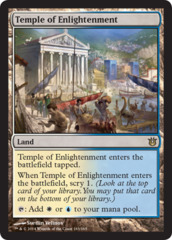 Temple of Enlightenment - Foil