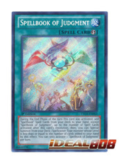 Spellbook of Judgment - LTGY-EN063 - Secret Rare - 1st