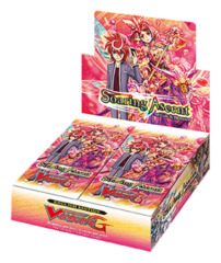 CFV-G-BT02 Soaring Ascent of Gale & Blossom (English) Cardfight Vanguard G-Booster Box