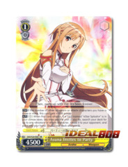 Asuna Invites to Party [SAO/S20-E001 RR] English