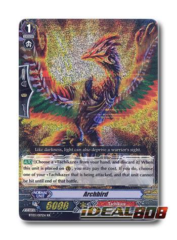 Archbird - BT03/017EN - RR
