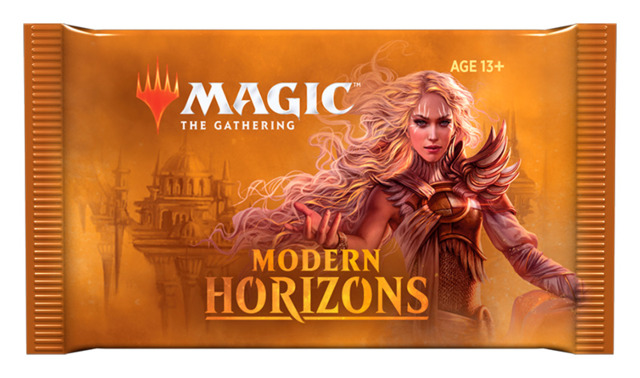 Modern Horizons 2019 Booster Pack [15 Cards]