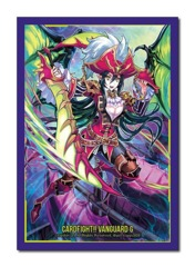 Cardfight Vanguard (60ct) Vol 201 Mist Phantasm Pirate King, Nightrose Mini Sleeve Collection