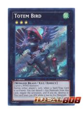 Totem Bird - LTGY-EN086 - Secret Rare - Unlimited Edition