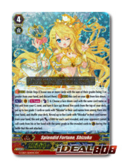 Splendid Fortune, Shizuku - G-CB07/004EN - RRR