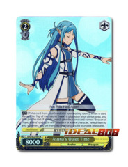 Asuna's Quiet Time [SAO/SE23-E01 R (FOIL)] English