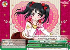 Special Chocolate [LL/EN-W02-E053 CR] English