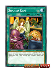 Shared Ride - SR07-EN033 - Common - 1st Edition