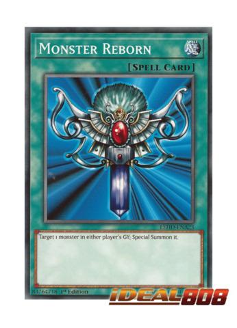 Monster Reborn - LEHD-ENA23 - Common - 1st Edition