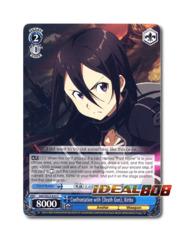 Confrontation with 《Death Gun》, Kirito [SAO/SE23-E33 C] English