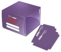 Ultra Pro Dual Deck Box - Purple (#84357)