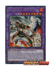 Brotherhood of the Fire Fist - Swan - FIGA-EN015 - Secret Rare - 1st Edition
