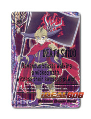 Darkness Dragon World (Flag) [H-EB03/☆☆☆☆★EN Secret (Foil)] English
