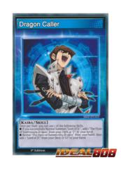 Dragon Caller - SS02-ENAS3 - Common - 1st Edition