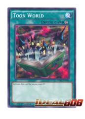 Toon World - DPBC-EN046 - Common - 1st Edition