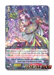 Stealth Rogue of the Flowered Hat, Fujino - G-BT03/034EN - R