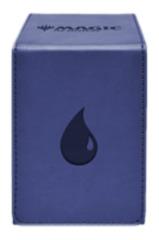 Alcove Flip Box - blue- island