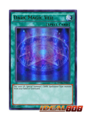 Dark Magic Veil - MVP1-EN019 - Ultra Rare - Unlimited Edition