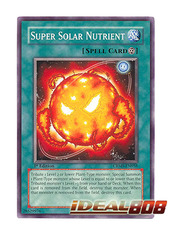 Super Solar Nutrient - CRMS-EN058 - Common - 1st Edition