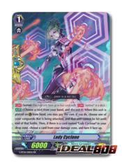 Lady Cyclone - G-BT01/018EN - RR