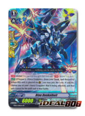 Blau Dunkelheit - EB08/008EN - RR