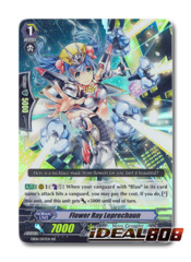 Flower Ray Leprechaun - EB08/007EN - RR