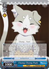 Chomp Chomp Puck [RZ/S55-E062S SR (FOIL)] English