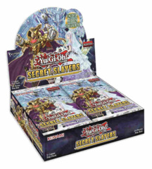 Secret Slayers (1st Edition) Yugioh Booster Box [24 Packs] * PRE-ORDER Ships Apr.03