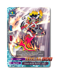 Demon Realm Warrior, Zepar - BT01/0086EN (C) Common