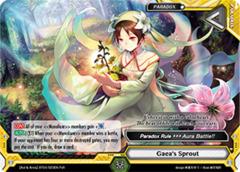 Gaea's Sprout - BT04/023EN - PxR - Parallel